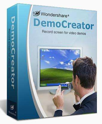 Wondershare DemoCreator 3.1.0 + Serial