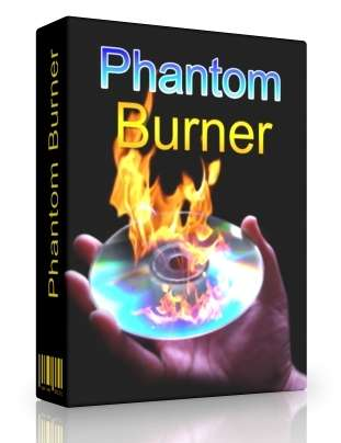 Phantom Burner v 2.0.0.0 + KeyGen