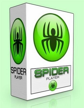 Spider Player Pro 2.5.1 (Unattended by VuSaL)