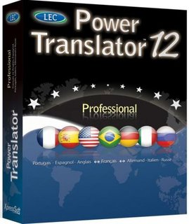 Power Translator Pro 12 Euro Edition