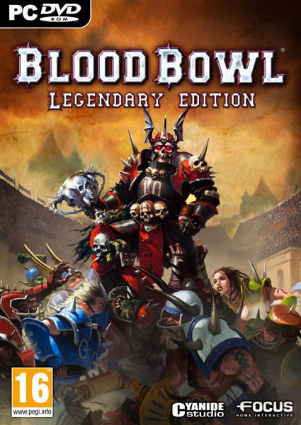 Blood Bowl: Legendary Edition 2010 RePack