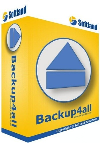 Backup4all Professional 4.5 Build 234