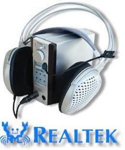 Realtek HD Audio Codec Driver 2.56 (Vista/Windows 7)