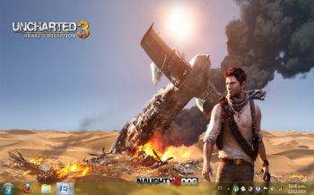 Uncharted 3 Windows 7
