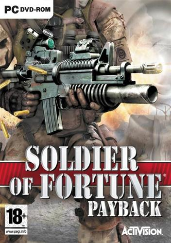 Soldier of Fortune: Payback 2007 RePack