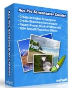 Nufsoft Ace Pro Screensaver Creator 4.10.31.37