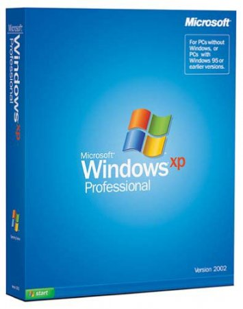 Windows XP SP4 Rus (Orijinal versiya)