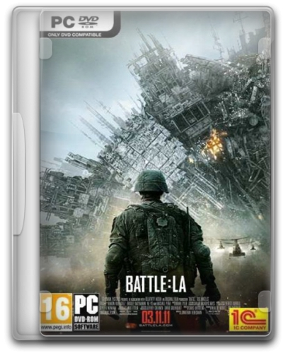 Battle Los Angeles 2011 (RePack by LinkOFF)