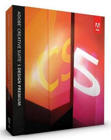 Adobe Creative Suite 5 Design Premium DVD Update 5 (2011)