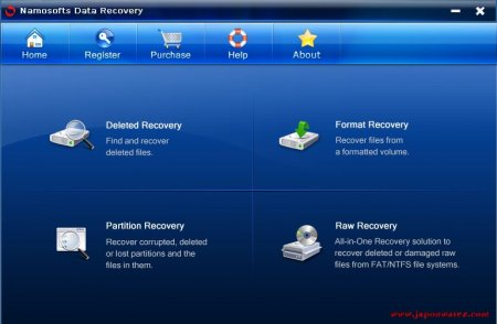 Namosofts Data Recovery 1.0.2.1