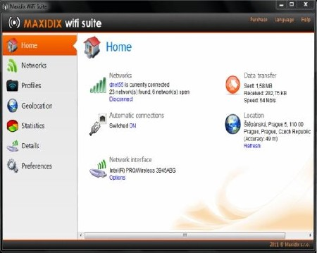 Maxidix Wifi Suite 11.5