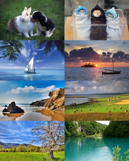 WideScreen Wallpapers Pack 48