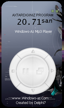 ''Windows-Az'' Mp3 Player