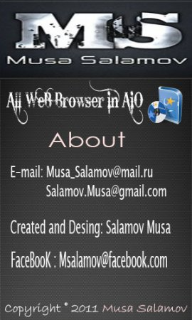 All WeB Browser in AiO