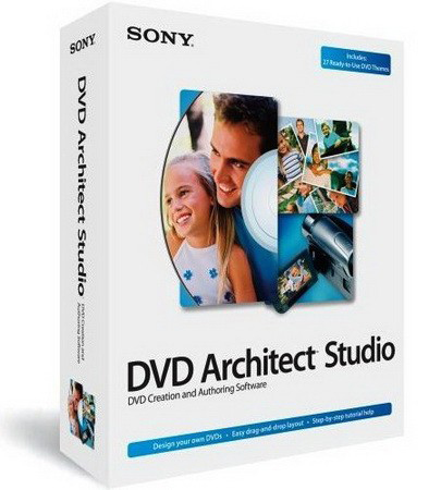 Sony DVD Architect Pro v6.0 build 237