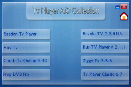 Tv Player AIO Collection