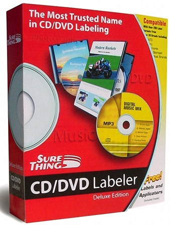 SureThing Disk Labeler Deluxe 6.0.34.0