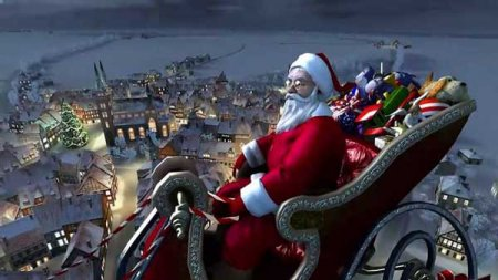 Santa Claus 3D Screensaver 2.2.3