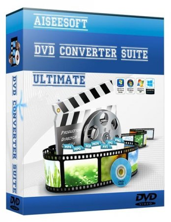 Aiseesoft DVD Converter Suite Ultimate 7.2.12