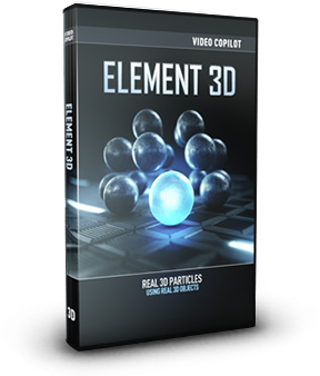 Video Copilot – Element 3D 1.6 + crack (Ultimate 3D Bundle) x86+x64 [2013, ENG]