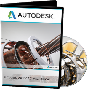 Autodesk AutoCAD Mechanical 2014 AIO (2013)