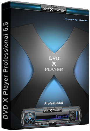 DVD X Player Professional 5.5.3.9 Silent