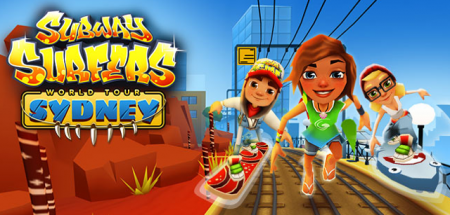 Subway Surfers (World Tour NEWYORK) 1.6 - Android Oyun