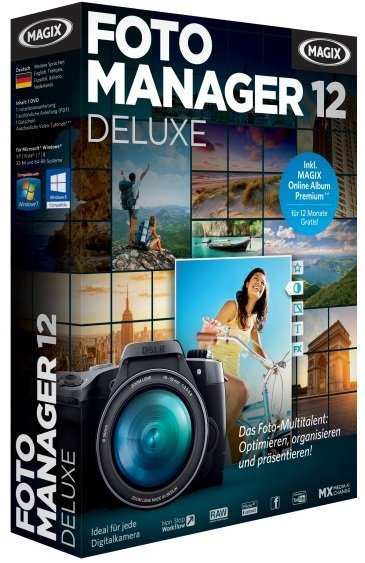 MAGIX Photo Manager 12 Deluxe 10.0.0.268 Final