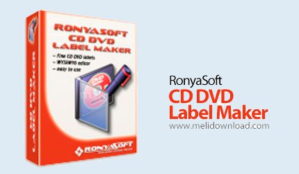 RonyaSoft CD DVD Label Maker 3.2.16
