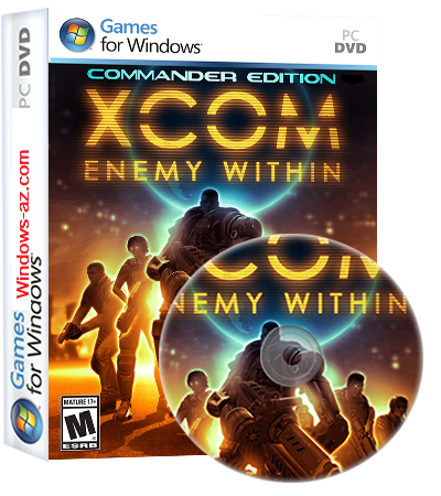 XCOM : Enemy Within [RELOADED]