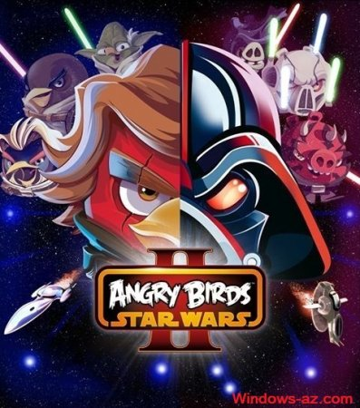 Angry Birds Star Wars 2 (2013) PC [ENG]