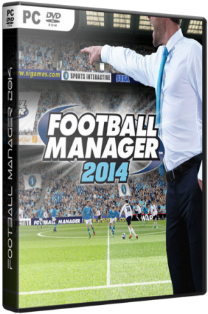 Football Manager 2014 [RELOADED]