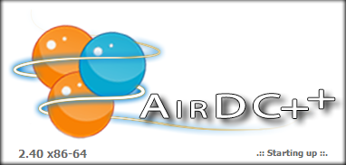 AirDC++ 3.00 + Portable + x64 / 3.10 Beta