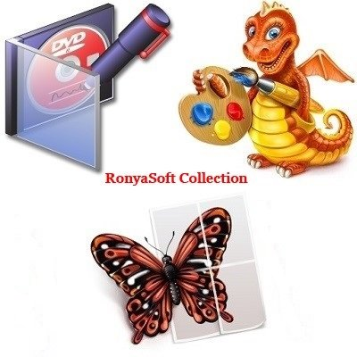 RonyaSoft Collection [13.05.2014] Portable by DrillSTurneR
