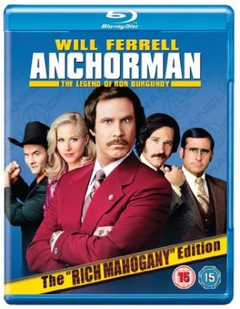 Anchorman: The Legend of Ron Burgundy | Anchorman O Bir Efsane | UNRATED | 2004 | 1080p | HDA HD
