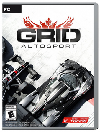 GRID Autosport - Black Edition (2014) PC | RePack РѕС' xatab