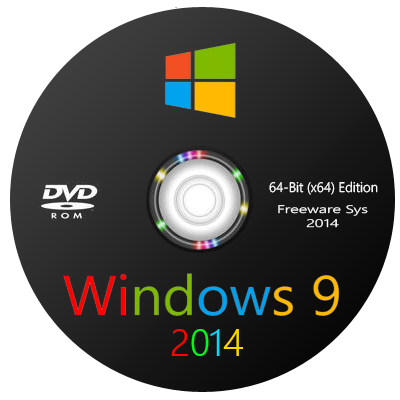 Windows 9 Professional (Winodws 7) Created by Team OS (x64) (2014) [Rus]