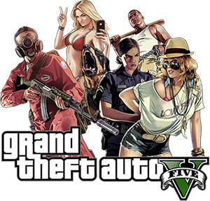 GTA 4 /  GTA V Style (2014) PC | RePack JohnMc