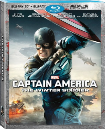Captain America: The Winter Soldier (2014) [BDRip 720p HELLYWOOD]