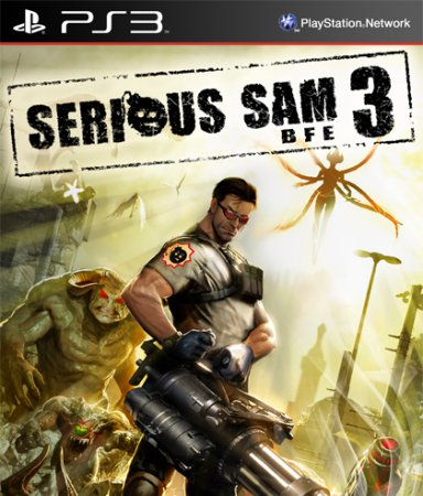 Serious Sam 3: Before First Encounter [PS3]