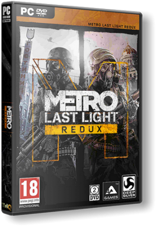 Metro Last Light Redux 2014 PC