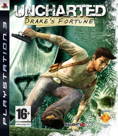Uncharted: Drake's Fortune [PS3]