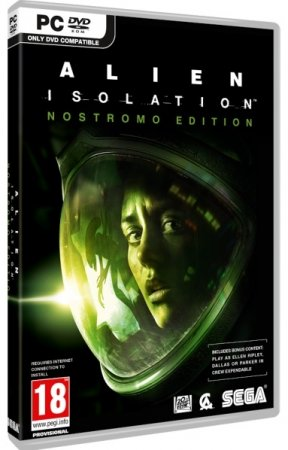 Alien: Isolation - Digital Deluxe Edition [RePack] [RUS/ENG] (2014)