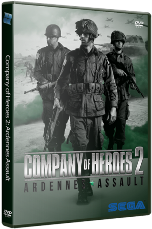 Company of Heroes 2: Ardennes Assault [v 3.0.0.16337] (2014) PC | RePack