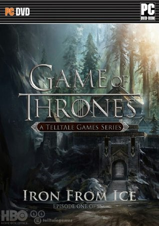 Game of thrones – A Telltale Games Series EP 1: Iron From Ice