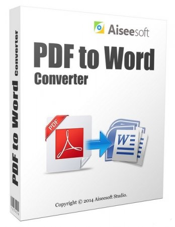 Aiseesoft PDF to Word Converter 3.2.20.32550