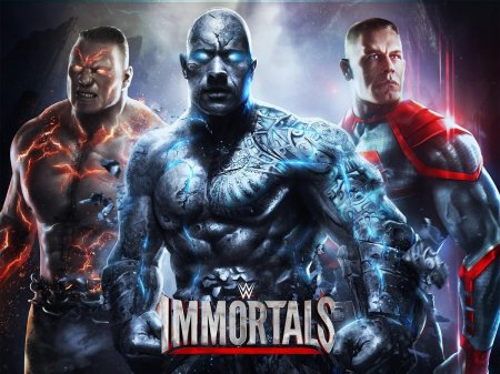 WWE Immortals (ANDROID)