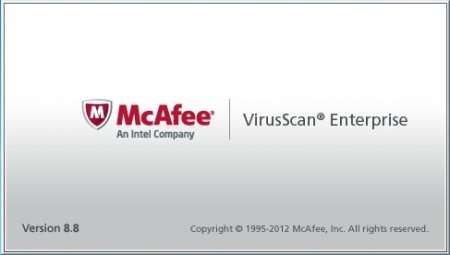 McAfee VirusScan Enterprise 8.8 Retail
