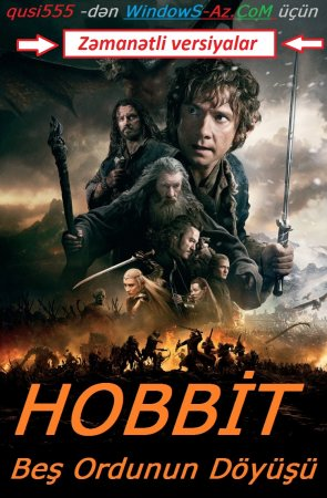 Hobbit: Beş Ordunun Döyüşü / РҐРѕР±Р±РёС': Битва пяти воинств / The Hobbit: The Battle of the Five Armies (2014) BD versiyalar [Rusca/Zəmanət]