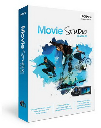SONY Vegas Movie Studio Platinum 13.0 Build 943 (x86|x64)